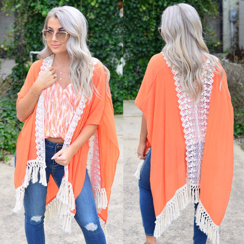 Best With You Kimono