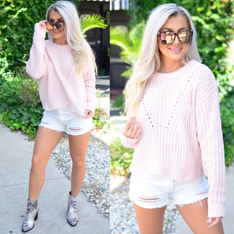 Dreamy Life Sweater- Ivory