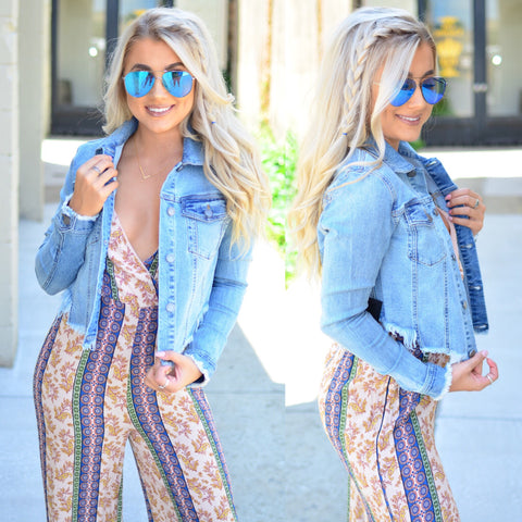 Chambray Babe Skirt
