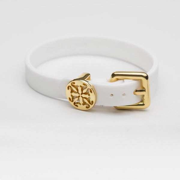 Amanda Buckle-White with Gold