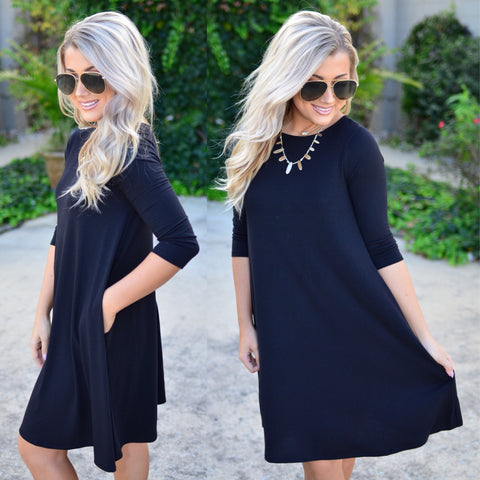 Simply Irresistible Dress-Brick