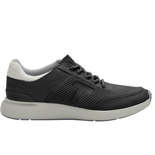 Arroyo Black Canvas Sneaker