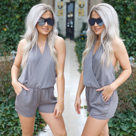 Totally Worth It Romper