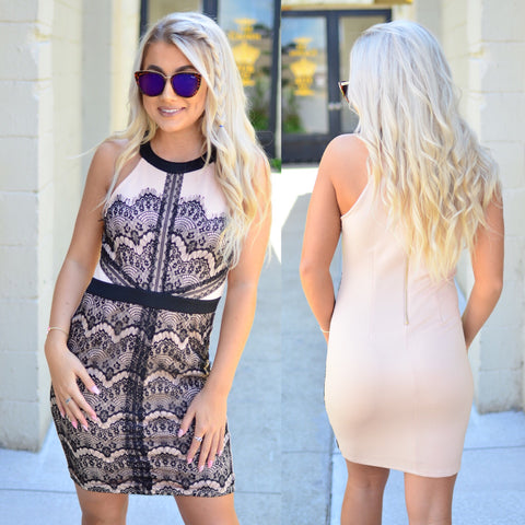 Shimmer In You Dress