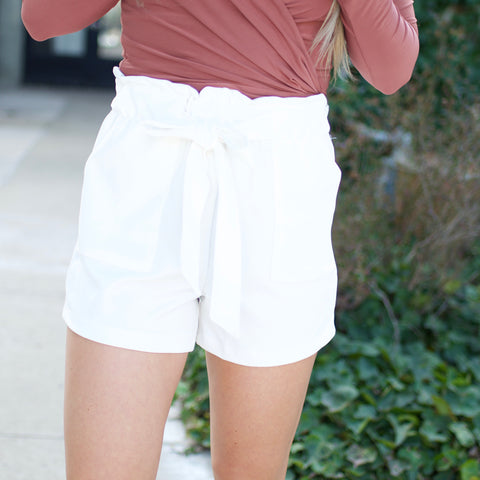 Malibu Sunsets Shorts-Olive