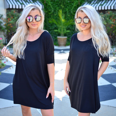 Pure Confidence Overall Dress