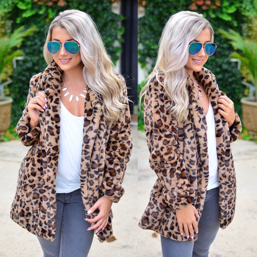 Untamed Love Coat
