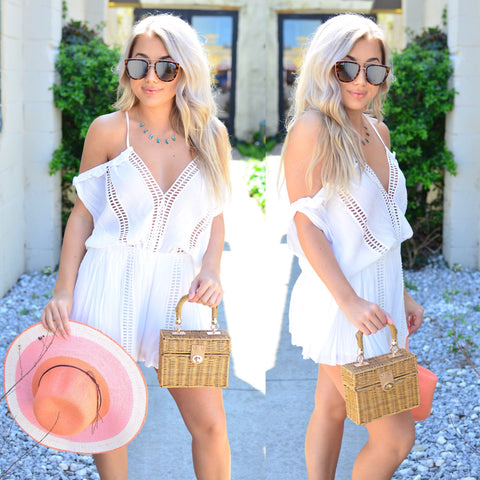 Days In The Sun Romper