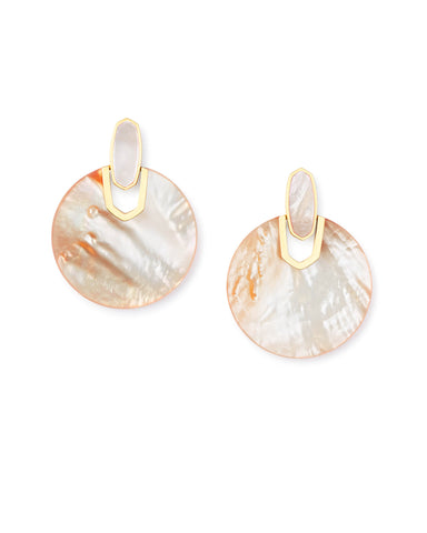 Jilly Ear Climber in Gold
