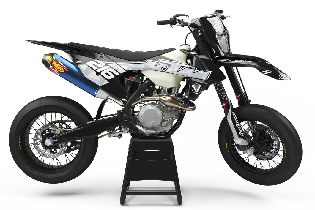 'BERMUDA' KTM GRAPHICS KIT