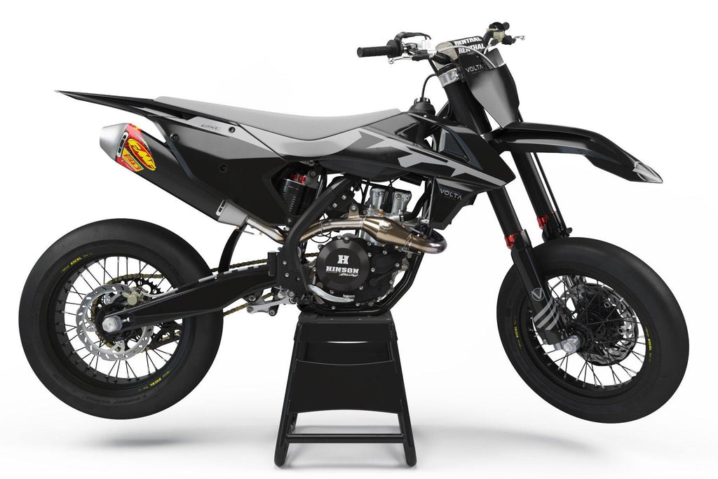'MODEST' KTM GRAPHICS KIT