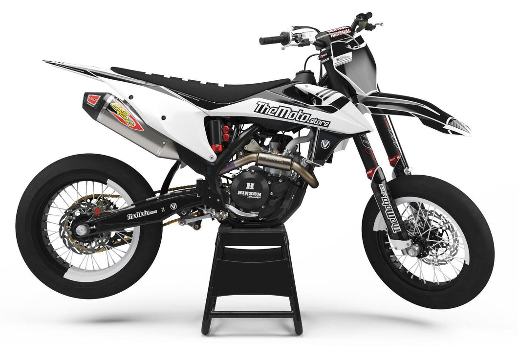 'THE MOTO STORE COLLAB' GRAPHICS KIT