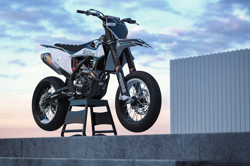 'THE MOTO STORE X VOLTA COLLAB' GRAPHICS KIT