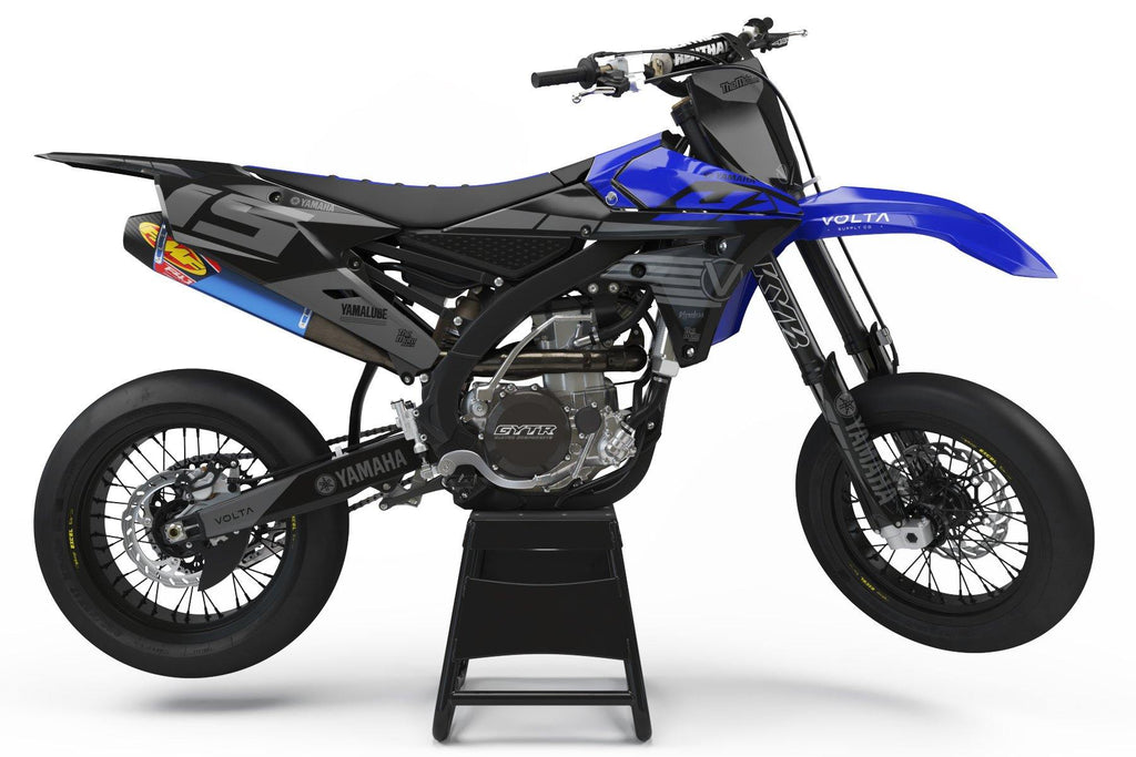 'THE BEGINNING' YAMAHA GRAPHICS KIT