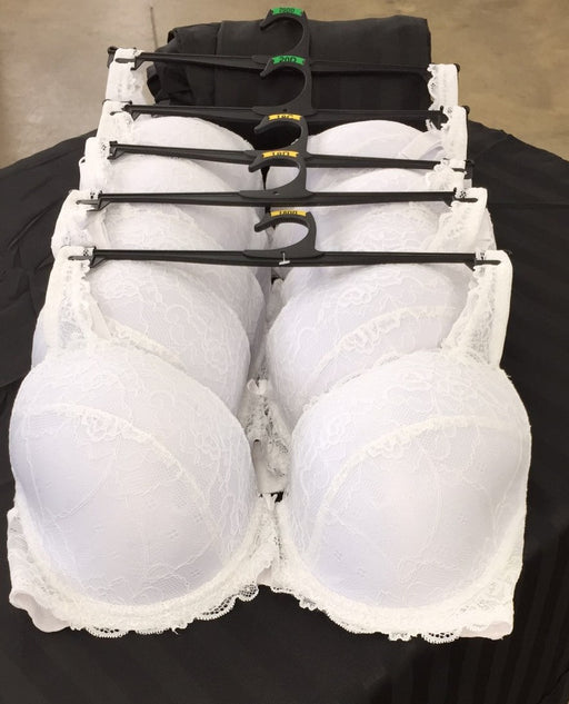 ASSORTED QUALITY BRAS 3 PACK