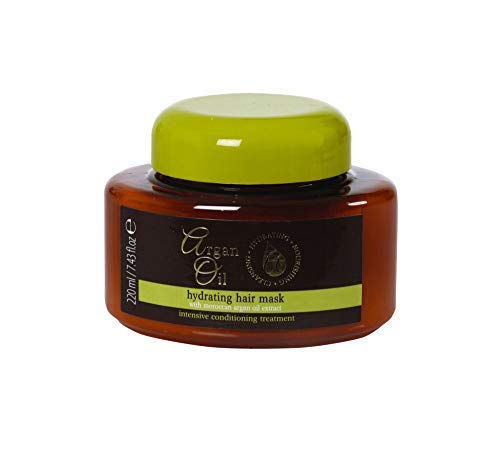 Argan Oil Hydrating Hair Mask with Moroccan Argan Oil 220 ml Pack 2|5