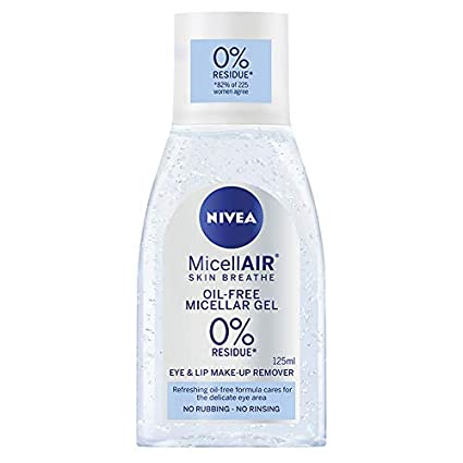 NIVEA MicellAIR Skin Breathe Oil Free Micellar Gel Pack 3|6