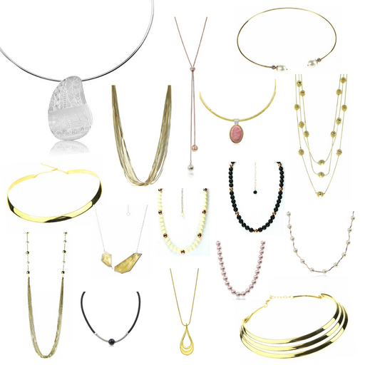 Premium department store necklace pack