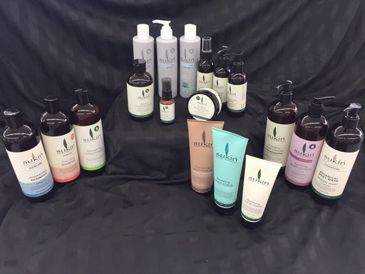 AMAZING SUKIN PRODUCTS MEGA PAMPER PACK OF 12 PRODUCTS