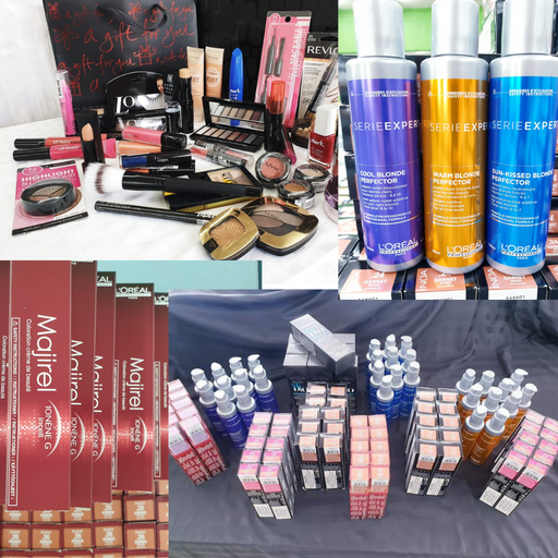 MONEY SAVING BUNDLE DEAL! SUPER MAKEUP MYSTERY PACK + PACK OF HAIR COLOURS