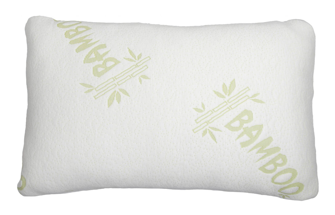 ARDOR QUALITY BAMBOO AND SOFT MEMORY FOAM PILLOW LARGE