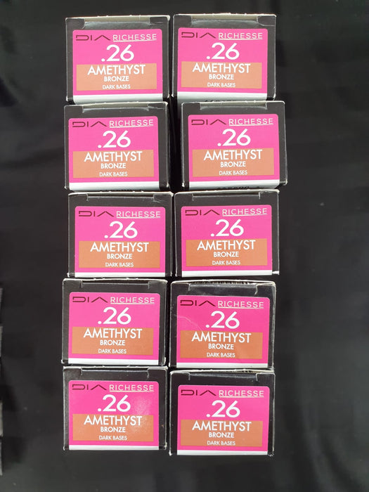 PACK OF 20 PROFESSIONAL LOREAL HAIR COLOURS