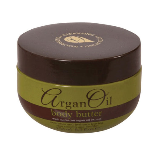 Argan Oil Body Butter 250ml Tub Pack 2|5
