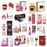 MONEY SAVING BUNDLE DEAL! MEGA BEAUTY BOX OF 100 PRODUCTS FOR YOUR SKIN HAIR MAKEUP NAILS EYES AND MORE ALL BRANDED + PACK OF 10 ASSORTED PERFUMES FOR HER OR HIM