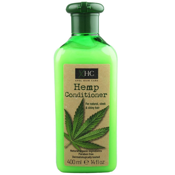 Hemp Conditioner 400ml Pack 2|5