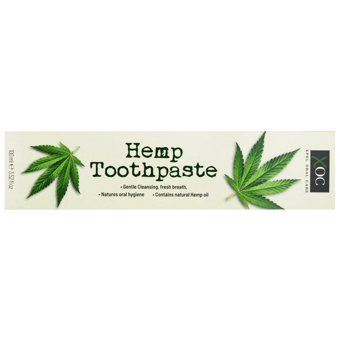 Hemp Toothpaste 100ml Pack 2|5