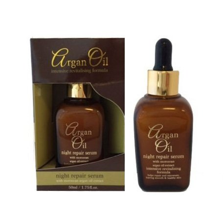 Argan Oil Night Repair Serum- 30ml Pack 2|5