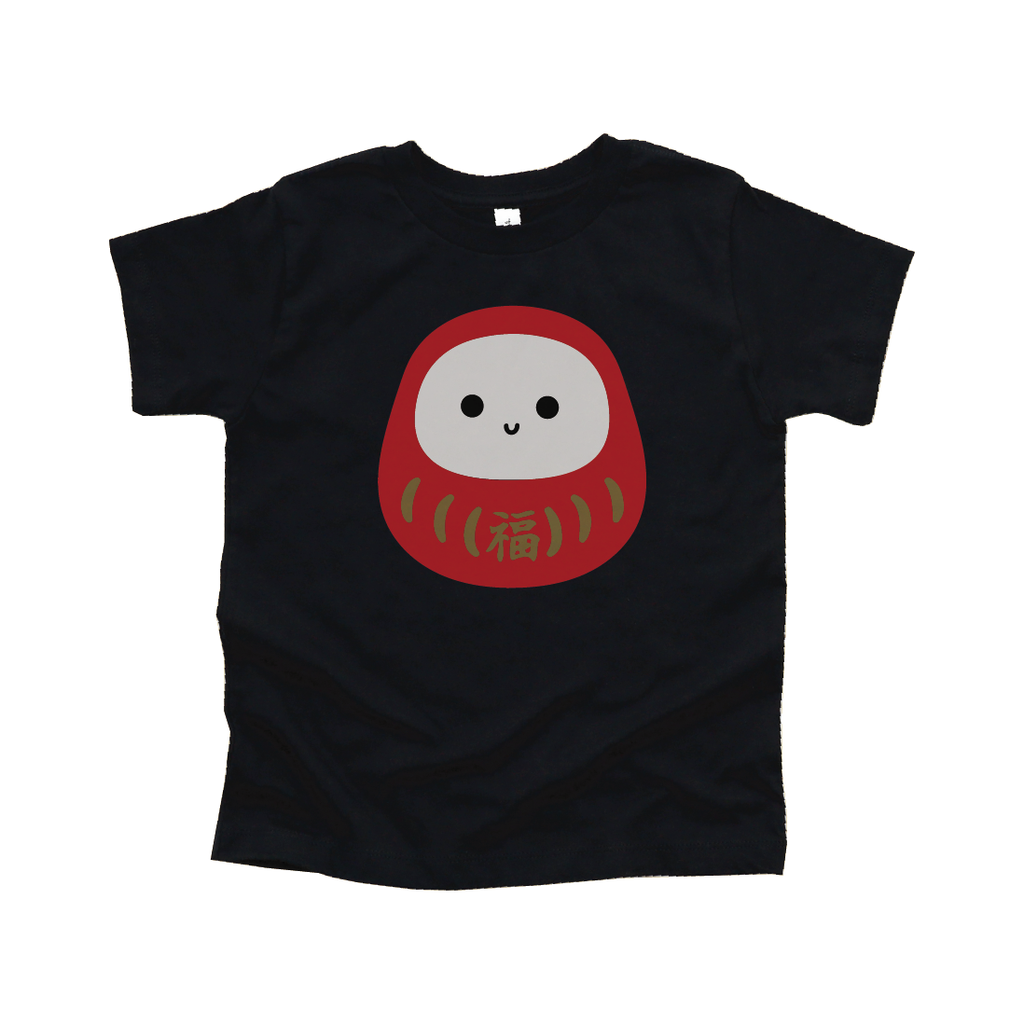 SMILEY MOCHI DARUMA KIDS TEE