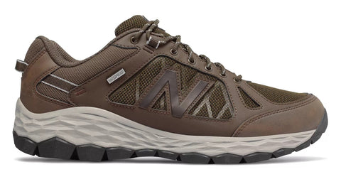 Adventure-Ready Men's 1350 Rugged Shoes Brown