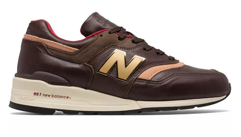 Brown 997 Classic New Balance Shoes