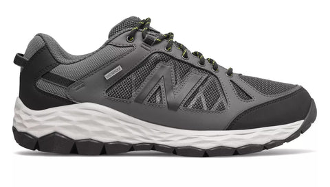 Adventure-Ready Men's 1350 Rugged Shoes Grey