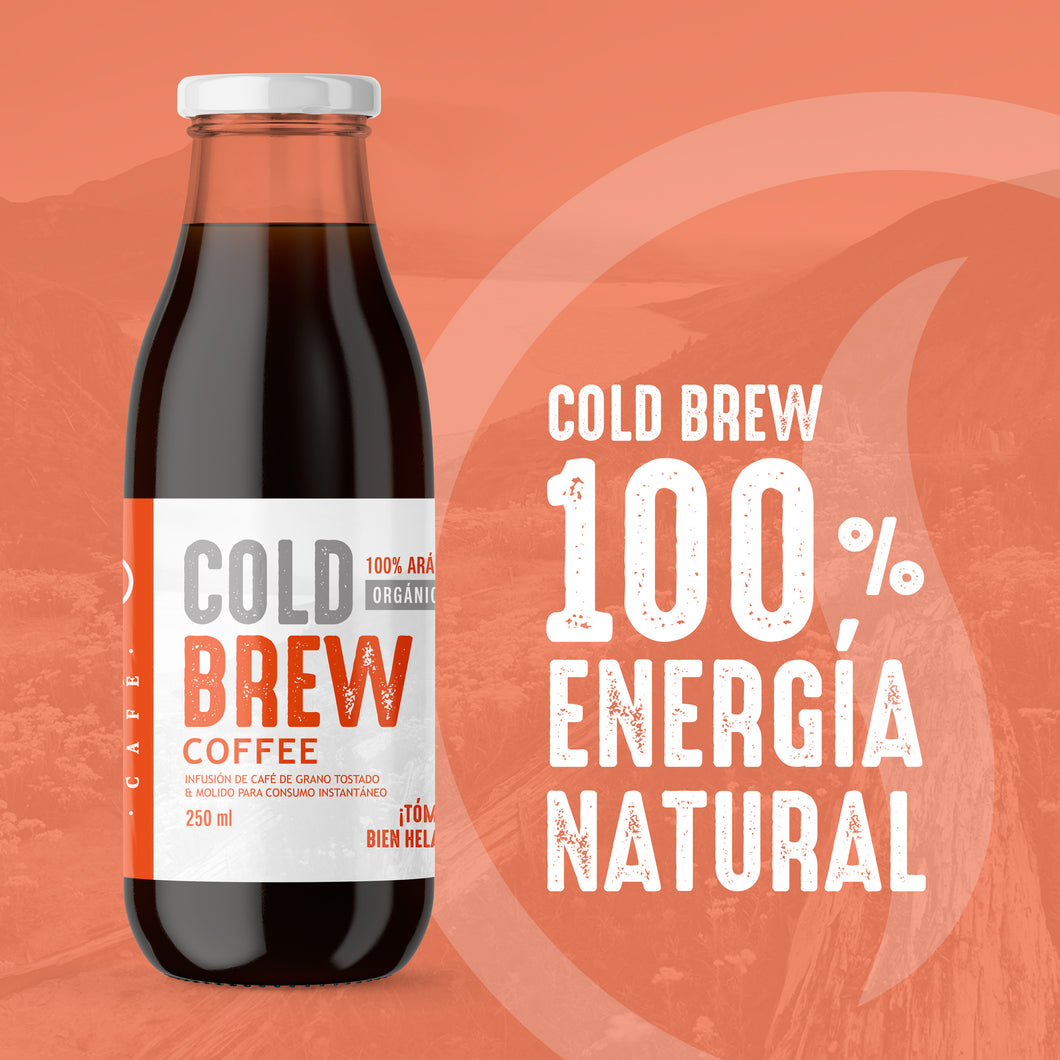 Kenós Cold Brew Coffee