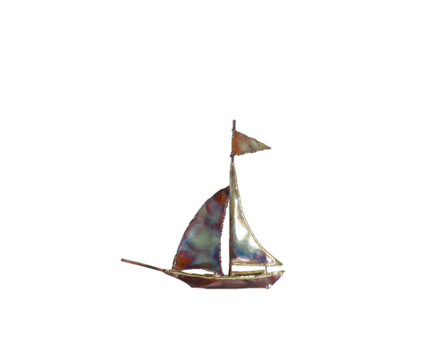 Sailboat - Small - Wall Decor