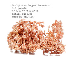 Sculptured Copper #106S