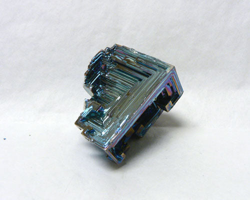 "Colored Bismuth - 35pc flat 1 1/4"" to 1 1/2"" size"