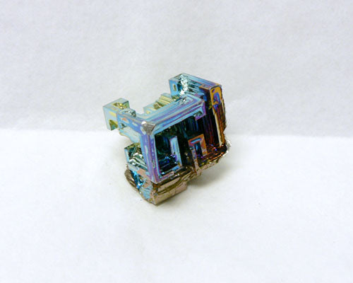 "Colored Bismuth - 54 pc flat 1"" size"