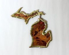 Full Michigan Magnet