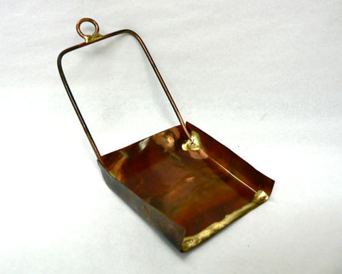Copper Art Snow Scoop