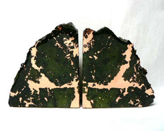 Medium Copper Ore Bookends