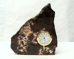 Copper Ore Medium Mini Quartz Clock