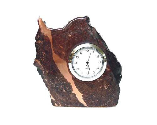 Copper Ore Small Mini Quartz Clock