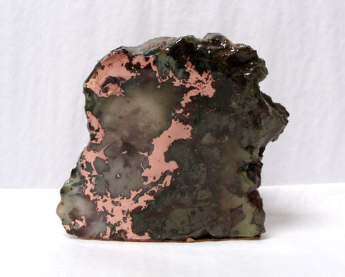 Copper Ore Decorator End Cut
