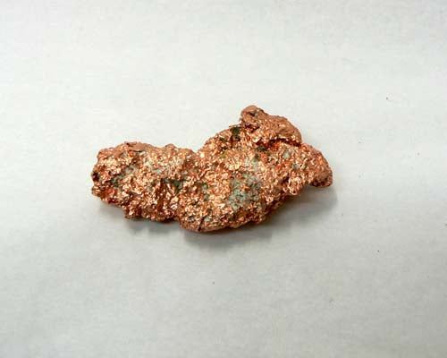 Native Copper - 35pc flat