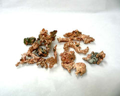 "Native Copper in Bulk - 1/4"" to 1"""