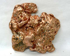 Copper Nuggets - 12pc flat