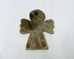 Petoskey Stone Angel Magnet
